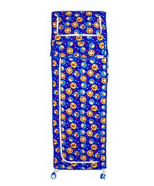 Amardeep Multipurpose Toy Box - Blue