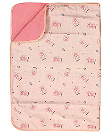 Bed Protector - Pink
