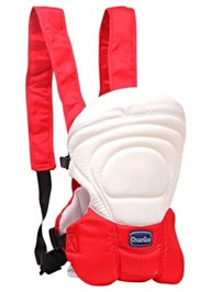 Baby Carrier 2 Way Red And White - 5001