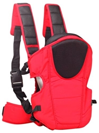 Fab N Funky 3 Way Baby Carrier With Padded Straps