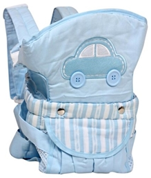 Fab N Funky 2 Way Car Print Baby Carrier