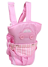 Fab N Funky - Car Print Baby Carrier
