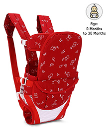 Fab N Funky 6 Way Soft Baby Carrier