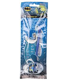Sticker Bazaar Batman Stationery Set - 5 Pieces