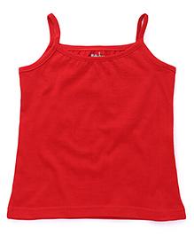 Babyhug Singlet Slip - Red
