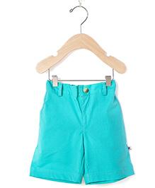 Coo Coo Poplin Shorts - Green