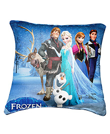 Disney Frozen Cushion Cover By Belkado - Blue - 1244386