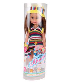 Speedage Anna Doll Multi Color - 12 Inches