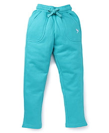 Highflier Track Pants With Front Pockets - Blue