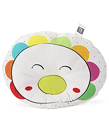 Mee Mee Pillow MM 1465 A - White & Multicolor