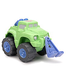 Playskool Funskool Rumblin Truck Green - Green