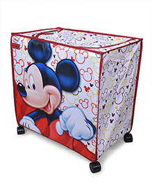 Disney Laundry Bag With Wheels - Multi Color