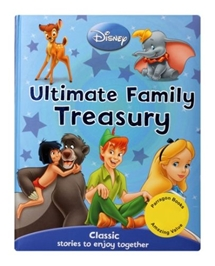 Disney Ultimate Family Treasury