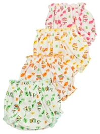 Babyhug Colourful Printed Bloomers