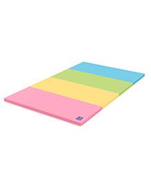 Alzip Color Folder Grand Play Mat - Green Blue Pink