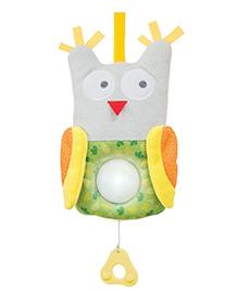 Taf Toys Musical Sleepy Owl - Multicolor