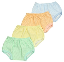 Baby Hug - Multi Color Set Of 4 Briefs