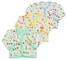 Baby Hug - Full Sleeves Set Of 3 Vest