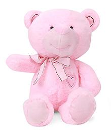 Starwalk Plush Teddy Bear Soft Toy Pink - 30 Cm