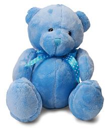 Starwalk Plush Teddy Bear Soft Toy Blue - 25 Cm