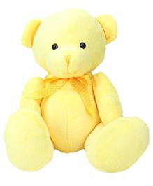 Starwalk Plush Teddy Bear Soft Toy Yellow - 40 Cm