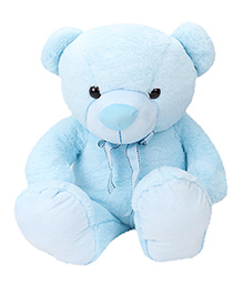 Starwalk Plush Teddy Bear Soft Toy Blue - 45 Cm