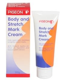 Pigeon - Body and Stretch Mark Cream