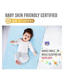 Quick Dry Bed Protector Mat Medium