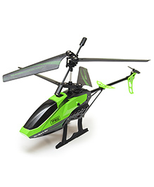 Flyer's Bay 3.5 Channel Digitally Proportionate Helicopter Justice Series Defender - Green