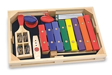 Melissa & Doug - Beginner Band Set