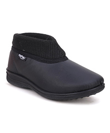 Footfun Formal Shoes - Black