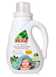 Nuby All Natural Clean and Gentle Laundry Detergent - 1000 ml