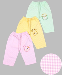 Babyhug Colourful Casual Bottoms