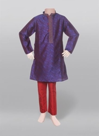 Raja Saheb - Exclusive Ethnic Kurta And Pyjama Set