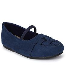 Bee Bee Trendy Girl Shoes - Navy Blue