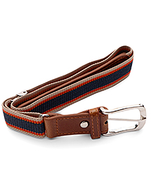 Bee Bee Stylish Baby Belt - Brown & Multicolour