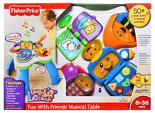 Fisher-Price - Laugh & Learn - Musical Table