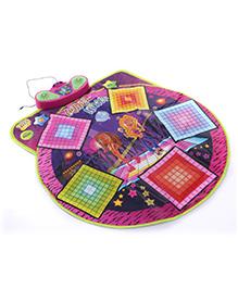 Playmate Musical Dance PlayMat - Multicolour