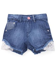Gini & Jony Denim Shorts - Blue