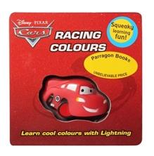 Disney Pixar Cars Racing Colors
