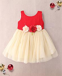 M'Princess Party Dress - Red