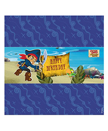 Disney Captain Jake And The Neverland Chocolate Wrappers Pack Of 10 - Blue