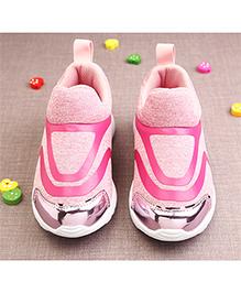 Walktrendy By Walkinlifestyle Athletic Shoes - Pink