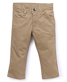 UCB Trousers - Beige
