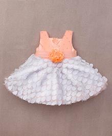 M'Princess Party Frock - Peach