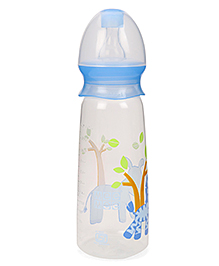 Mee Mee Feeding Bottle Blue - 250 Ml