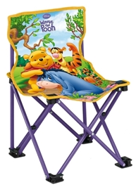 Winnie The Pooh Folding Chair - Small