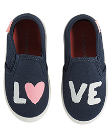 Carter's Casual Shoes - Navy Blue