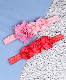 Pre Order - Awabox Glittery Yoke With Bow On Waist Layered Party Dress - Purple