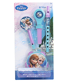 Disney Frozen Musical Set Pink & Blue - 4 Pieces